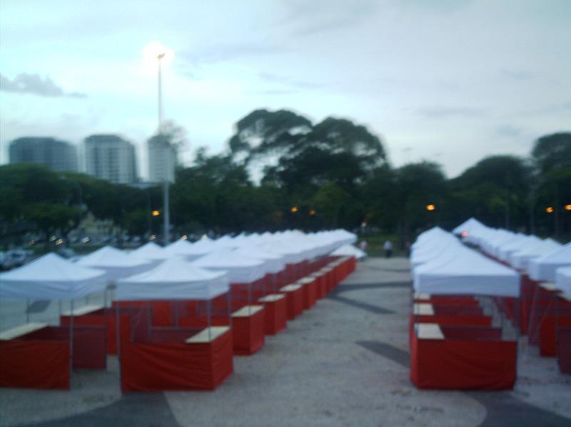 Fotos de Barracas - Solar Tendas